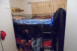 28 de români descoperiți într-o locuință mică, plină de șobolani, în Londra. Reacția autorităților