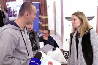 """Salariul cerut de un măcelar român cu șomaj de 600 EUR în Germania: """"Mai bine stau degeaba, decât să muncesc degeaba"""""""