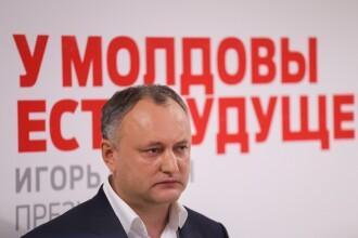Preşedintele Moldovei, suspendat din funcţie pentru a doua oară. Cine îi ia locul