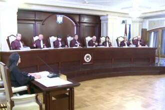 CCR va continua vineri să analizeze sesizările ÎCCJ, PNL, USR și Iohannis privind Codul Penal