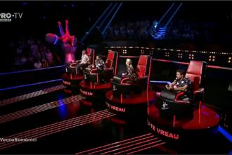 Vocea României. Concurenţii care nu reuşesc să treacă de duel mai au o şansă. LIVE TEXT cele mai bune momente
