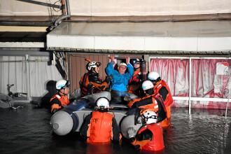 Taifunul Lan a lovit Japonia: 5 morți și sute de mii de oameni au fost evacuați