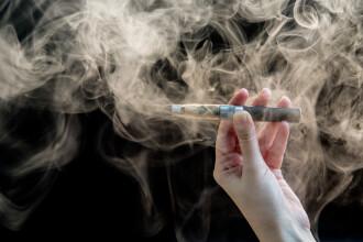 Proiect privind interzicerea ţigărilor electronice şi a dispozitivelor ce încălzesc tutunul