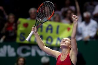Prima declarație a Simonei după victoria de la Singapore: Am câștigat primul meci ca nr.1. Sunt fericită