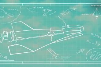 """Avionul de hârtie, noua tehnologie """"smart"""". Cum funcționează"""