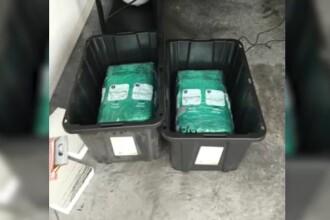 O femeie a plasat o comandă pe Amazon și i-au fost livrate 30 de kg de marijuana