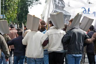 CNS Cartel ALFA: Susţinem o grevă generală. Cerem Guvernului să facă un pas înapoi