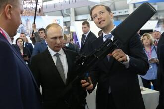 """Arma de care se teme Vladimir Putin. """"Va fi mai periculoasă decât orice bombă atomică"""""""