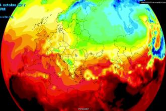 Pregătiți-vă pentru o iarnă cu anomalii climatice. Efectele ruperii mai devreme decât de obicei a vortexului polar