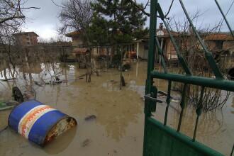 Inundaţii catastrofale în Bulgaria: 3 oameni au murit