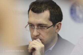 """Ministrul Vlad Voiculescu: """"M-am cerut amendat; îmi cer încă o dată scuze"""""""