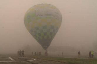 Zboruri gratuite cu balonul deasupra Dunării. Programul româno bulgar, finanţat de Uniunea Europeană