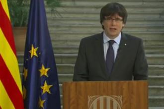 """Fostul lider al Cataloniei riscă până la 30 de ani de închisoare, pentru """"rebeliune"""""""