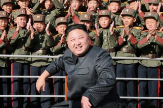 """Avertismentul lui Kim Jong-un pentru Donald Trump, de Anul Nou: """"Butonul nuclear a fost întotdeauna pe biroul meu!"""""""