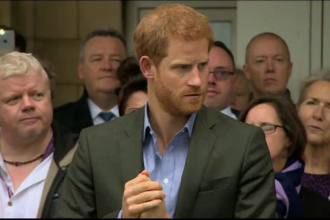 Prințul Harry a făcut o pasiune pentru actuala iubită înainte să o cunoască personal