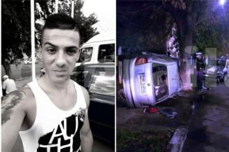 A murit la 28 de ani în accidentul provocat de un prieten băut. Tânărul și-a transmis LIVE pe Facebook ultimele clipe