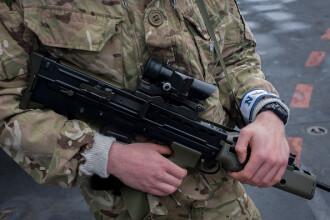 Nouă marinari britanici au fost testați pozitiv cu cocaină. Lucrau la bordul unui submarin nuclear