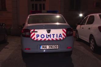 Poliţist din Galați, lovit cu mașina de un tânăr fără permis, care a reuşit să fugă
