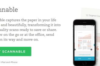 iLikeIT. Cele mai bune aplicații pentru scanarea documentelor cu telefonul