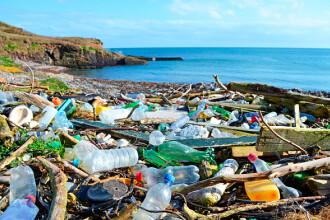 """""""O mare de plastic"""". O cantitate uriașă de deșeuri a fost descoperită în Marea Caraibelor"""