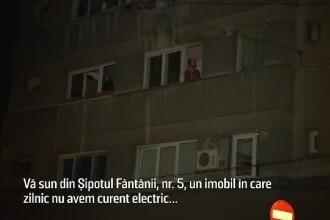 Viața fără curent în București. Avarie nerezolvată de un an, reparată într-o săptămână după sesizarea Inspectorului Pro