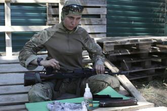 Soția unui cecen, bănuit că ar fi încercat să-l ucidă pe Putin, a fost împușcată mortal