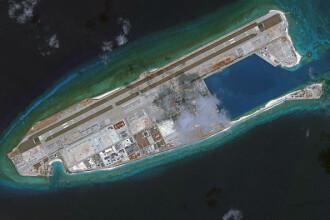 Incident naval periculos între o navă militară chineză şi un distrugător american