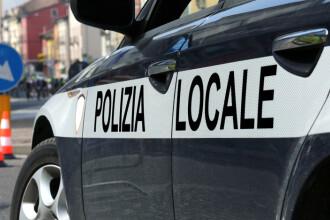 Bătrân din Italia, acuzat de o româncă că a agresat-o.