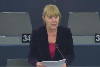 """Monica Macovei: """"Vă cer să ajutați România. Vrem în Europa"""""""