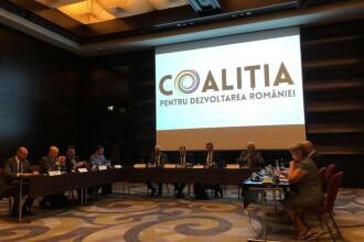 Coaliția pentru Dezvoltarea României: Prea multe OUG-uri fără consultare publică