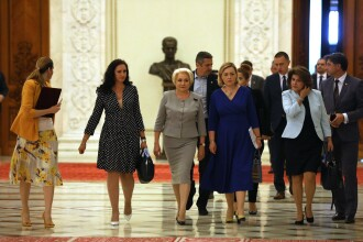 Ce au discutat Dăncilă și Carmen Dan după ce Iohannis a cerut demisia șefei MAI