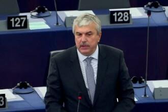 """Europarlamentarii PSD au votat """"împotriva"""" înghețării fondurilor în statele cu probleme"""
