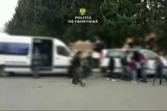 25 de migranți, prinși când încercau să ajungă ilegal în Germania
