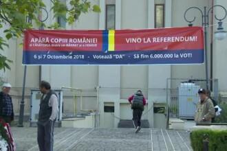 Amenzi pentru afişele pro-referendum din biserici. Gestul făcut de o primărie din Suceava