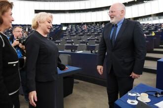 Prima reacție a Comisiei Europene după ce Guvernul a modificat prin OUG Legile Justiției
