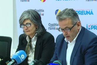 Coaliția pentru Familie acuză un boicot la referendum și acuză organizarea
