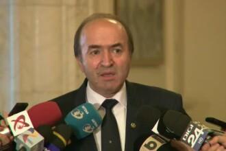Tudorel Toader spune că nu știa de protocoalele secrete dintre Ministerul Justiţiei şi SRI