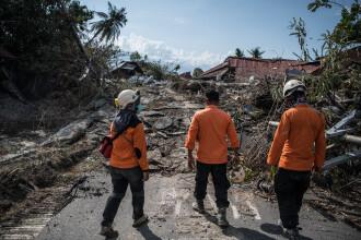 Numărul persoanelor decedate în Indonezia a ajuns la 1944
