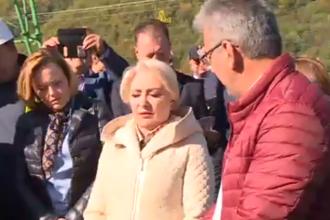 """Viorica Dăncilă, gafe pe bandă rulantă în doar câteva minute. """"Dezastre produse de calamități"""""""