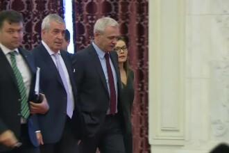 Dragnea şi Tăriceanu, dezbinaţi de legea off-shore. ALDE ar putea vota împotriva PSD