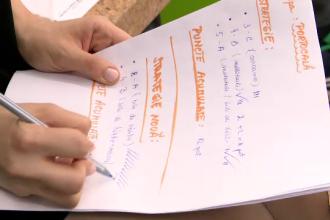 Românii, împreună cu copiii lor la cursuri de educație financiară. Își fac griji pentru pensie