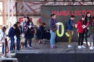 Cum ar putea clujenii să doboare un record mondial, recitând versurile lui Eminescu