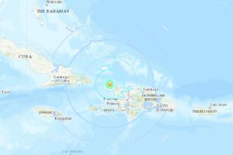Cutremur de 5,9 pe Richter în Haiti. Sunt mai mulți răniți și 11 morți