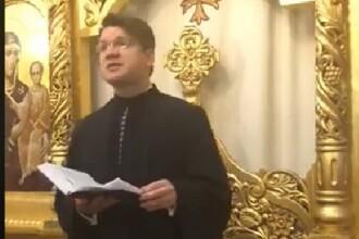 """Mihail Neamțu, discurs în biserică: """"Vin din viitor""""; """"Nero a ajuns astăzi nume de câine"""""""