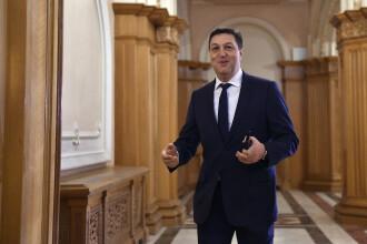 Şerban Nicolae şi-a anunţat, în CEx, candidatura la Preşedinţia României