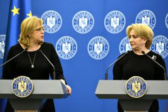 """Corina Crețu, atac la PSD: """"Așa au început toate guvernele populiste, anti-europene"""""""