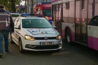 O femeie a fost rănită într-un accident produs de o șoferiță. Greșeala comisă