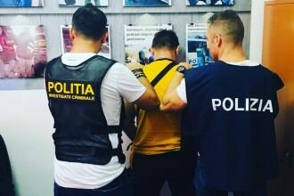 """Încă un român care a participat la """"masacrul"""" din Italia, prins la Craiova. VIDEO"""