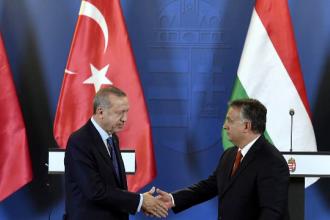 Viktor Orban a criticat UE în conferința comună cu Recep Erdogan