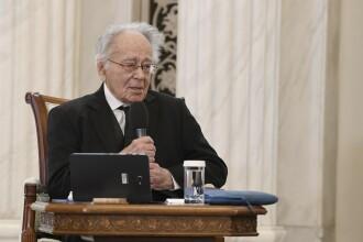 Mihai Şora, după ce miniştri români au fost în PE: Am plâns văzând ce şerpi le ies pe gură